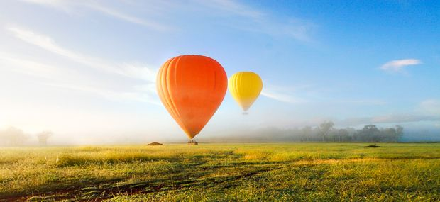 Hot Air Balloon Cairns Tour and Great Adventures tour