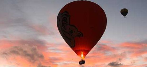 Cairns and Port Douglas Private Hot Air Balloon Charters