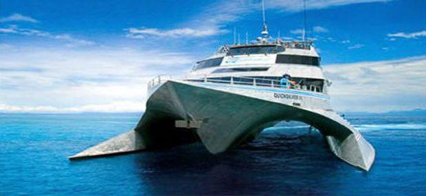 Quicksilver Great Barrier Reef Tour Wavepiercer