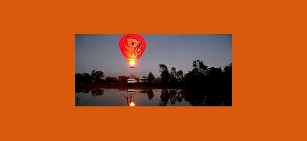 A Crisp Morning Hot Air Ballooning Cairns Port Douglas