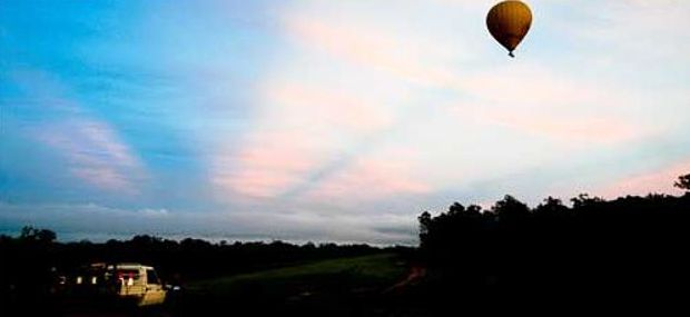 Sunrise Cairns and Port Douglas Hot Air Ballooning