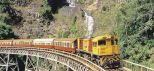 Hotair Kuranda Scenic Railway Train Historic Rail